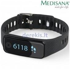 Žingsniamatis ir miego sekiklis Medisana ViFit Touch black