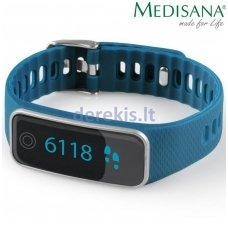 Žingsniamatis ir miego sekiklis Medisana ViFit Touch blue