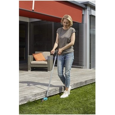 Žolės žirklės su ilga rankena Gardena Comfort 12100-20, 967670501 7