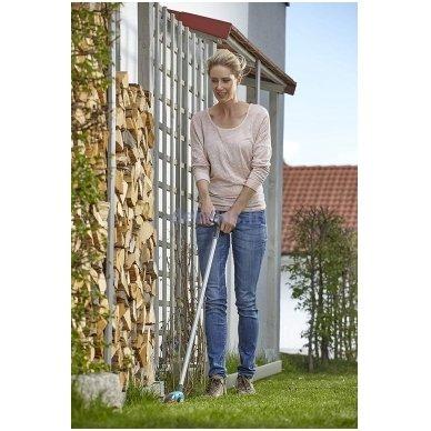 Žolės žirklės su ilga rankena Gardena Comfort 12100-20, 967670501 8