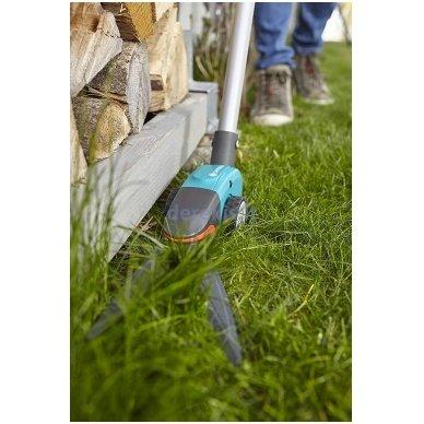 Žolės žirklės su ilga rankena Gardena Comfort 12100-20, 967670501 10